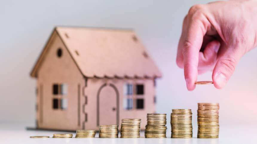investasi membeli rumah